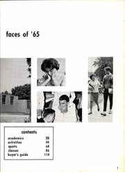 Page 7, 1965 Edition, Spencer High School - Spencerian Yearbook (Spencer, IN) online yearbook collection