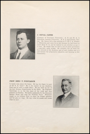Page 13, 1920 Edition, Fairmount High School - Black and Gold Yearbook (Fairmount, IN) online yearbook collection