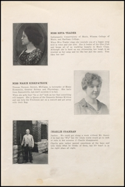 Page 15, 1920 Edition, Fairmount High School - Black and Gold Yearbook (Fairmount, IN) online yearbook collection