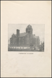 Page 7, 1920 Edition, Fairmount High School - Black and Gold Yearbook (Fairmount, IN) online yearbook collection