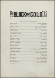 Page 10, 1921 Edition, Fairmount High School - Black and Gold Yearbook (Fairmount, IN) online yearbook collection