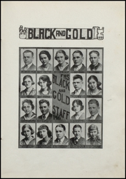 Page 11, 1921 Edition, Fairmount High School - Black and Gold Yearbook (Fairmount, IN) online yearbook collection