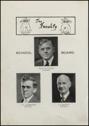 Page 12, 1921 Edition, Fairmount High School - Black and Gold Yearbook (Fairmount, IN) online yearbook collection