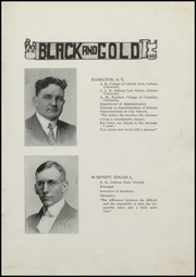 Page 13, 1921 Edition, Fairmount High School - Black and Gold Yearbook (Fairmount, IN) online yearbook collection