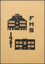 Page 5, 1921 Edition, Fairmount High School - Black and Gold Yearbook (Fairmount, IN) online yearbook collection