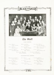 Page 10, 1923 Edition, Fairmount High School - Black and Gold Yearbook (Fairmount, IN) online yearbook collection