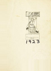 Page 3, 1923 Edition, Fairmount High School - Black and Gold Yearbook (Fairmount, IN) online yearbook collection