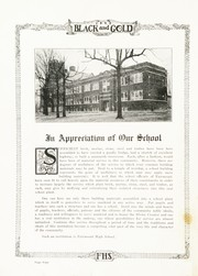 Page 6, 1923 Edition, Fairmount High School - Black and Gold Yearbook (Fairmount, IN) online yearbook collection