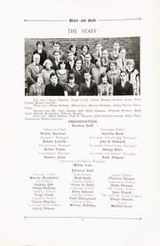 Page 12, 1926 Edition, Fairmount High School - Black and Gold Yearbook (Fairmount, IN) online yearbook collection