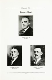 Page 17, 1926 Edition, Fairmount High School - Black and Gold Yearbook (Fairmount, IN) online yearbook collection