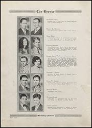 Page 12, 1930 Edition, Fairmount High School - Black and Gold Yearbook (Fairmount, IN) online yearbook collection