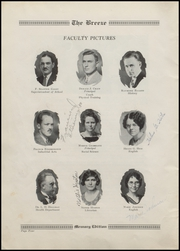 Page 8, 1930 Edition, Fairmount High School - Black and Gold Yearbook (Fairmount, IN) online yearbook collection