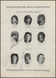 Page 9, 1930 Edition, Fairmount High School - Black and Gold Yearbook (Fairmount, IN) online yearbook collection