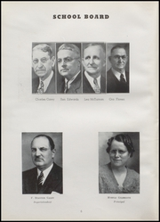 Page 10, 1940 Edition, Fairmount High School - Black and Gold Yearbook (Fairmount, IN) online yearbook collection