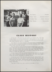 Page 14, 1940 Edition, Fairmount High School - Black and Gold Yearbook (Fairmount, IN) online yearbook collection