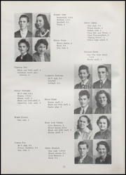 Page 16, 1940 Edition, Fairmount High School - Black and Gold Yearbook (Fairmount, IN) online yearbook collection