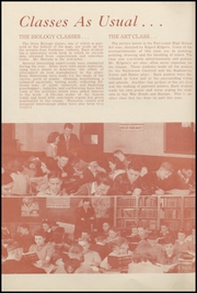 Page 10, 1943 Edition, Fairmount High School - Black and Gold Yearbook (Fairmount, IN) online yearbook collection