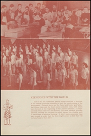 Page 13, 1943 Edition, Fairmount High School - Black and Gold Yearbook (Fairmount, IN) online yearbook collection