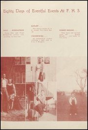 Page 15, 1943 Edition, Fairmount High School - Black and Gold Yearbook (Fairmount, IN) online yearbook collection