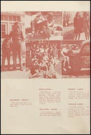 Page 16, 1943 Edition, Fairmount High School - Black and Gold Yearbook (Fairmount, IN) online yearbook collection