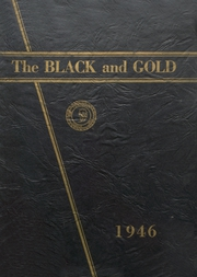Page 1, 1946 Edition, Fairmount High School - Black and Gold Yearbook (Fairmount, IN) online yearbook collection