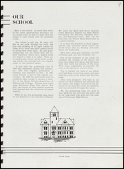 Page 11, 1946 Edition, Fairmount High School - Black and Gold Yearbook (Fairmount, IN) online yearbook collection