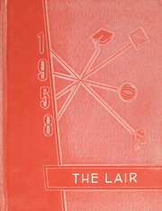 1958 Edition, Southwestern High School - Lair Yearbook (Lafayette, IN)