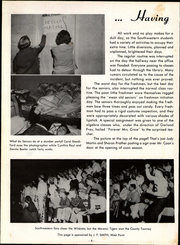 Page 10, 1958 Edition, Southwestern High School - Lair Yearbook (Lafayette, IN) online yearbook collection