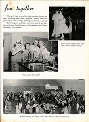 Page 11, 1958 Edition, Southwestern High School - Lair Yearbook (Lafayette, IN) online yearbook collection
