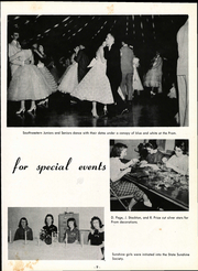 Page 13, 1958 Edition, Southwestern High School - Lair Yearbook (Lafayette, IN) online yearbook collection