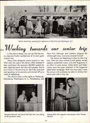 Page 14, 1958 Edition, Southwestern High School - Lair Yearbook (Lafayette, IN) online yearbook collection