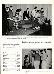 Page 15, 1958 Edition, Southwestern High School - Lair Yearbook (Lafayette, IN) online yearbook collection