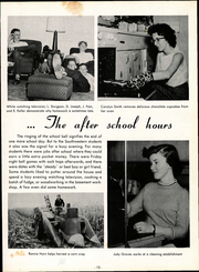 Page 17, 1958 Edition, Southwestern High School - Lair Yearbook (Lafayette, IN) online yearbook collection