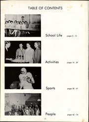 Page 6, 1958 Edition, Southwestern High School - Lair Yearbook (Lafayette, IN) online yearbook collection