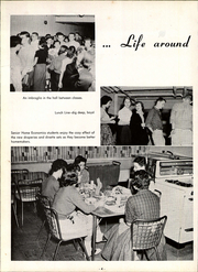 Page 8, 1958 Edition, Southwestern High School - Lair Yearbook (Lafayette, IN) online yearbook collection