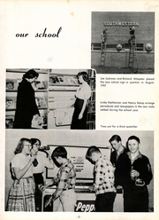 Page 9, 1958 Edition, Southwestern High School - Lair Yearbook (Lafayette, IN) online yearbook collection
