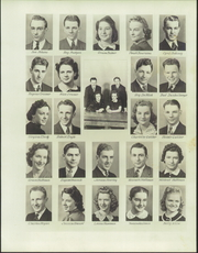 Page 17, 1941 Edition, Dyer Central High School - Echo Yearbook (Dyer, IN) online yearbook collection