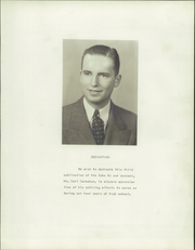 Page 9, 1941 Edition, Dyer Central High School - Echo Yearbook (Dyer, IN) online yearbook collection