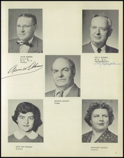 Page 11, 1953 Edition, Dyer Central High School - Echo Yearbook (Dyer, IN) online yearbook collection