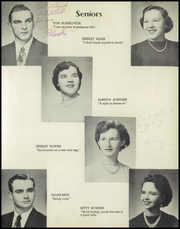 Page 17, 1953 Edition, Dyer Central High School - Echo Yearbook (Dyer, IN) online yearbook collection