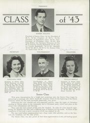 Page 11, 1943 Edition, State High School - Analyst Yearbook (Terre Haute, IN) online yearbook collection