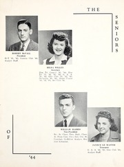 Page 11, 1944 Edition, State High School - Analyst Yearbook (Terre Haute, IN) online yearbook collection