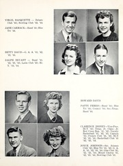 Page 13, 1944 Edition, State High School - Analyst Yearbook (Terre Haute, IN) online yearbook collection