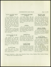 Page 21, 1957 Edition, Worthington Jefferson High School - Rambler Yearbook (Worthington, IN) online yearbook collection
