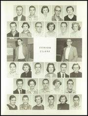 Page 27, 1957 Edition, Worthington Jefferson High School - Rambler Yearbook (Worthington, IN) online yearbook collection