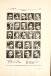Page 11, 1929 Edition, Huntingburg High School - Optimist Yearbook (Huntingburg, IN) online yearbook collection