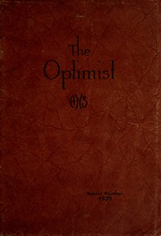 Page 5, 1929 Edition, Huntingburg High School - Optimist Yearbook (Huntingburg, IN) online yearbook collection