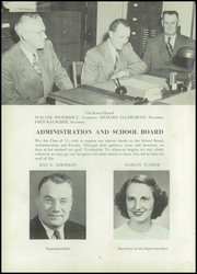 Page 10, 1951 Edition, Huntingburg High School - Optimist Yearbook (Huntingburg, IN) online yearbook collection