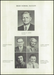 Page 11, 1951 Edition, Huntingburg High School - Optimist Yearbook (Huntingburg, IN) online yearbook collection