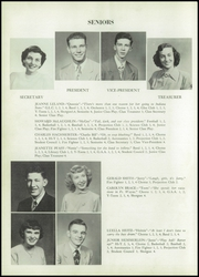 Page 14, 1951 Edition, Huntingburg High School - Optimist Yearbook (Huntingburg, IN) online yearbook collection